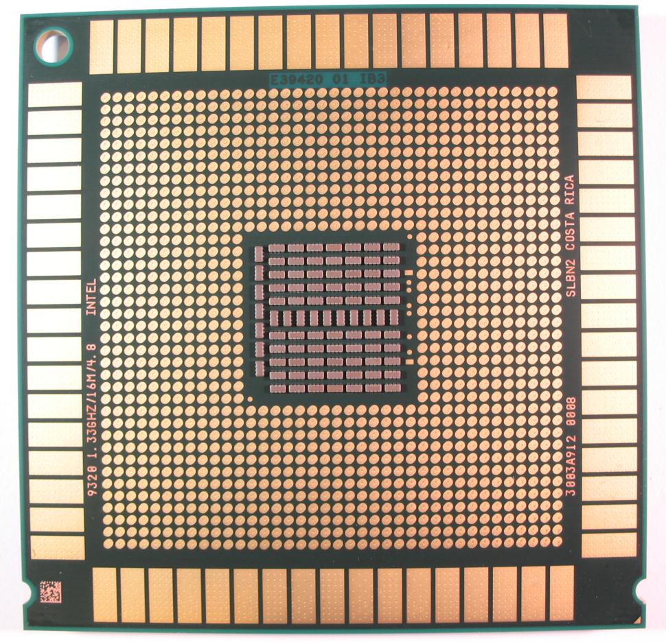 Itanium - Howling Pixel