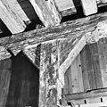 Interieur begane grond zuidvleugel detail korbeel stel. - Amsterdam - 20011467 - RCE.jpg