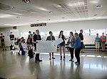 Interior of Rovaniemi Airport.jpg