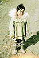 Inupiat child at Point Barrow, Alaska circa 1960s.jpg