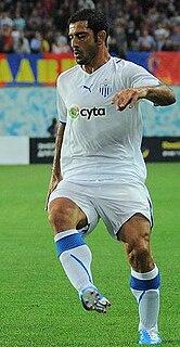 Cypriot footballer