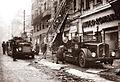 Iosif Berman - Un incendiu pe strada Eforie, în Bucureşti.jpg