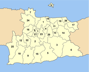 Iraklio municipalities numbered.png