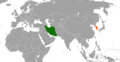 Iran South Korea Locator.png