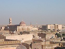 Skyline of بغديدا
