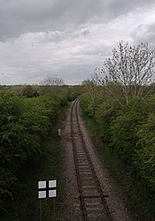 Iron Acton railway station MMB 01.jpg