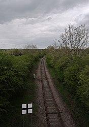 Iron Acton railway station MMB 01.jpg