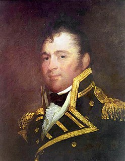 Isaac Chauncey American Commodore