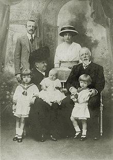 Maria Isabel Santos >> Brazilian imperial family - Wikipedia