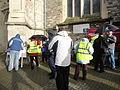 Isle of Wight public sector pensions strike in November 2011 9.JPG