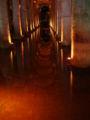 Istanbul - La cisterna-basilica - Foto di G. Dall'Orto, 26-5-2006 04.JPG