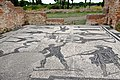 Italy-0419 - Discus-thrower and a trumpeter. (5160593103).jpg