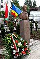 János Esterházy Monument in Warsaw.JPG