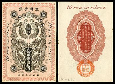 Tsingtao occupation money