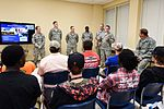 JSTARS recruits at Central Georgia Technical College, Shares JSTARS mission and opportunities with students 151001-Z-XI378-007.jpg