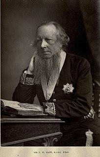 John William Kaye civil servant and military historian