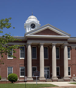 Jackson County Courthouse, Scottsboro, Alabama.jpg