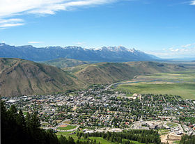 Image illustrative de l'article Jackson (Wyoming)