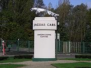 Jaguar sign 19o06