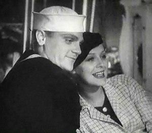 Here Comes the Navy - Cagney with Stuart