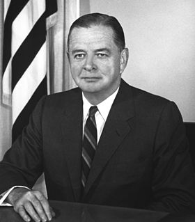 James H. Douglas Jr. Served in the United States Department of Defense as Secretary of the Air Force and Deputy Secretary of Defense