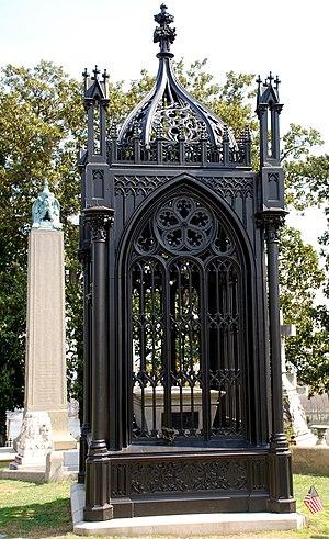 James Monroe Tomb - James Monroe Tomb, prior to 2016.