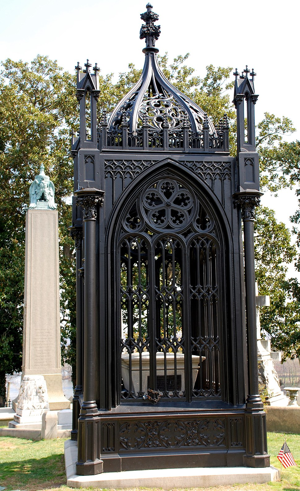 James Monroe Grave