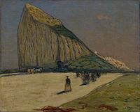 James Wilson Morrice - Gibraltar - Google Art Project.jpg