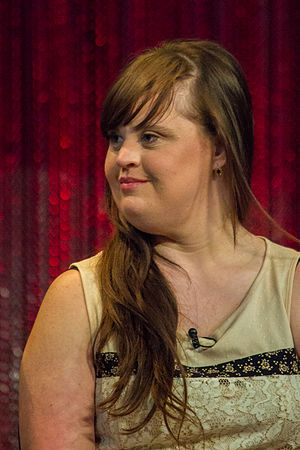 Jamie Brewer - Brewer at PaleyFest 2014 for American Horror Story: Coven