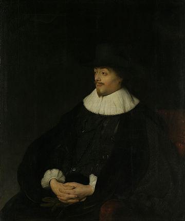 Jan Lievens - Constantijn Huygens