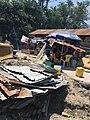 Jangwani saburb settlers Dar es salaam.jpg