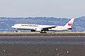 Japan Airlines Boeing 777-346ER JA742J (16834892856).jpg