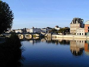 Jarnac - Charente River