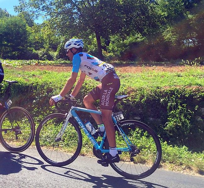 Jean-Christophe Péraud - Tour de l'Ain 2016.