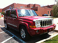 Jeep Commander red University of Indianapolis.jpg