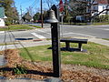 Jeff Davis Public Safety Memorial bell.JPG