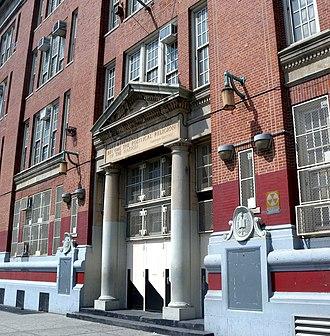 Thomas Jefferson High School (Brooklyn) - Image: Jefferson HS 400 Pennsylvania Av jeh