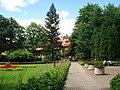 Jelenia Góra - Cieplice Zdrój, Dolny Śląsk, Poland - Park Zdrojowy - panoramio.jpg