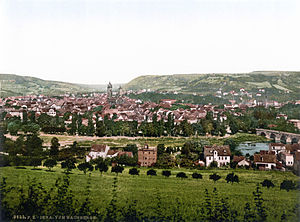 Carl Stamitz - Jena, in around 1900