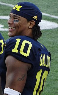 Jeremy Gallon American football wide receiver