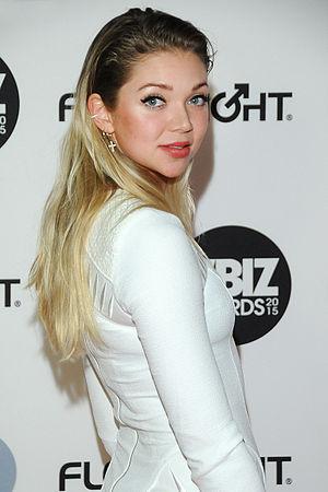 Jessie Andrews - Andrews at the XBIZ Awards, January 2015