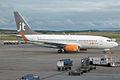 Jettime Finland, OH-JTZ, Boeing 737-73S (16456532075).jpg