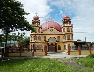 San Fernando, Pampanga - Nuestro Señor de la Pacencia Chapel, part of the local barangay hall