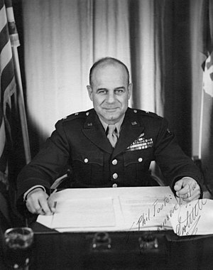Defence of the Reich - Maj. Gen. Jimmy Doolittle's fighter tactics against the Luftwaffe fatally disabled its bomber destroyer forces from early 1944 onwards