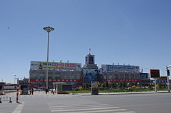 Jining South Railway Station, c. 2013