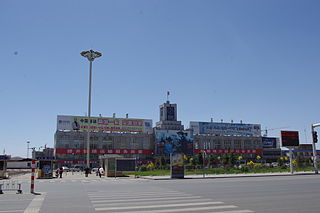 District in Inner Mongolia, People