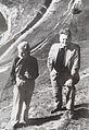 Joanna Kozicka z ojcem Władysławem Broniewskim.jpg