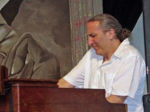 Joe Krown - Joe Krown playing at the New Orleans Jazz & Heritage Festival, 2008