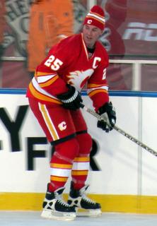 Joe Nieuwendyk Canadian ice hockey player