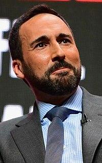 Joe Tessitore American sports announcer (born 1971)